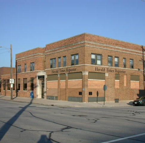 Manitowoc HTR building for sale: Realtor Kevin Neelis seeks ideas for future use