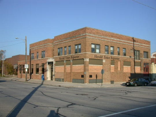 Herald Times Reporter building