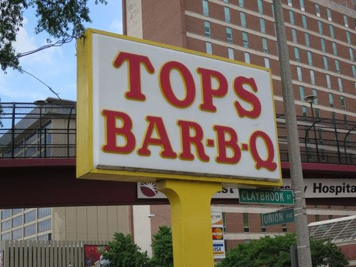 Memphis barbecue favorite Tops Bar-B-Q has new owners.