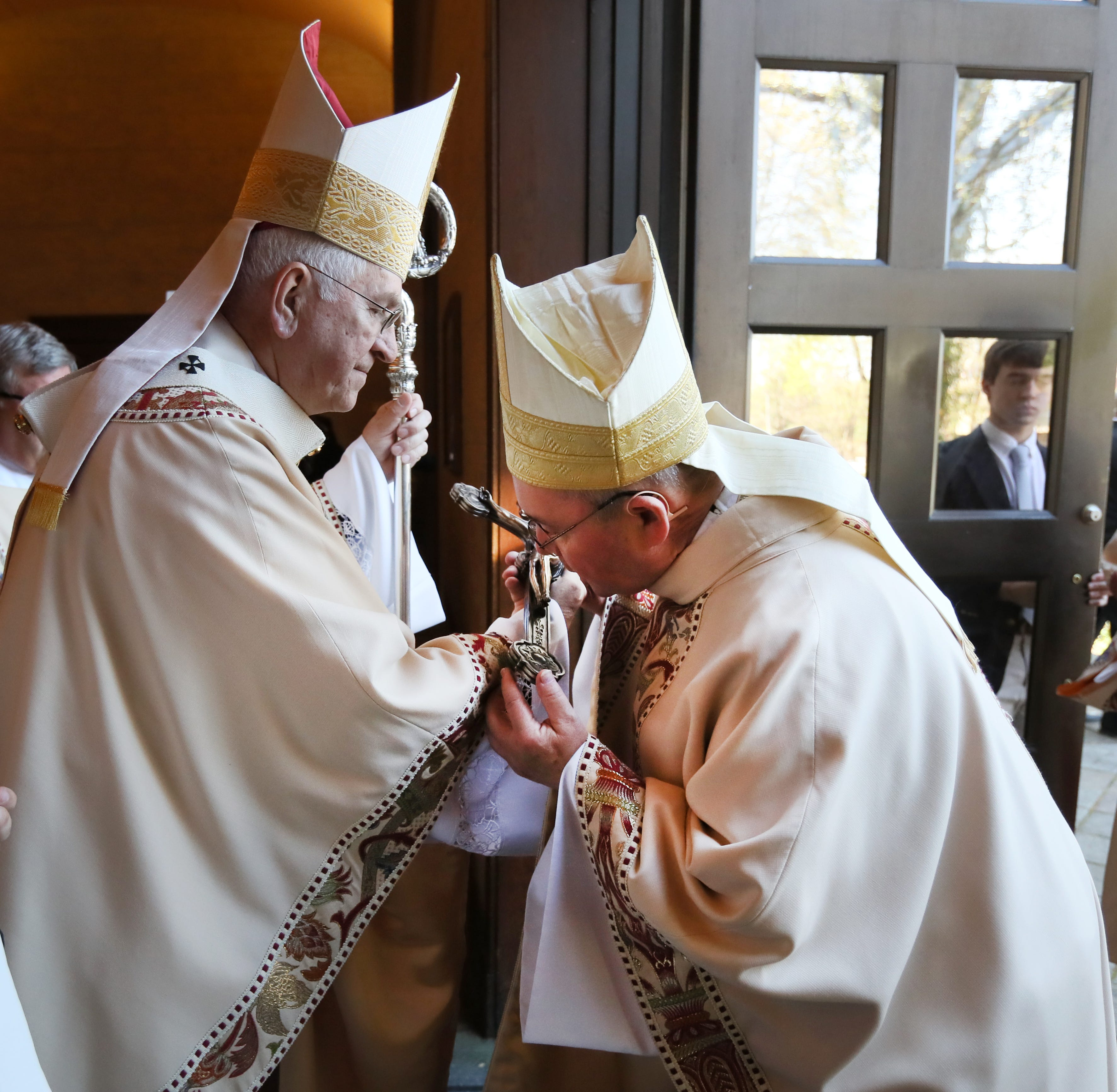 Bishop David Talley spoke of 'a new heart' during installation as leader of Diocese of Memphis