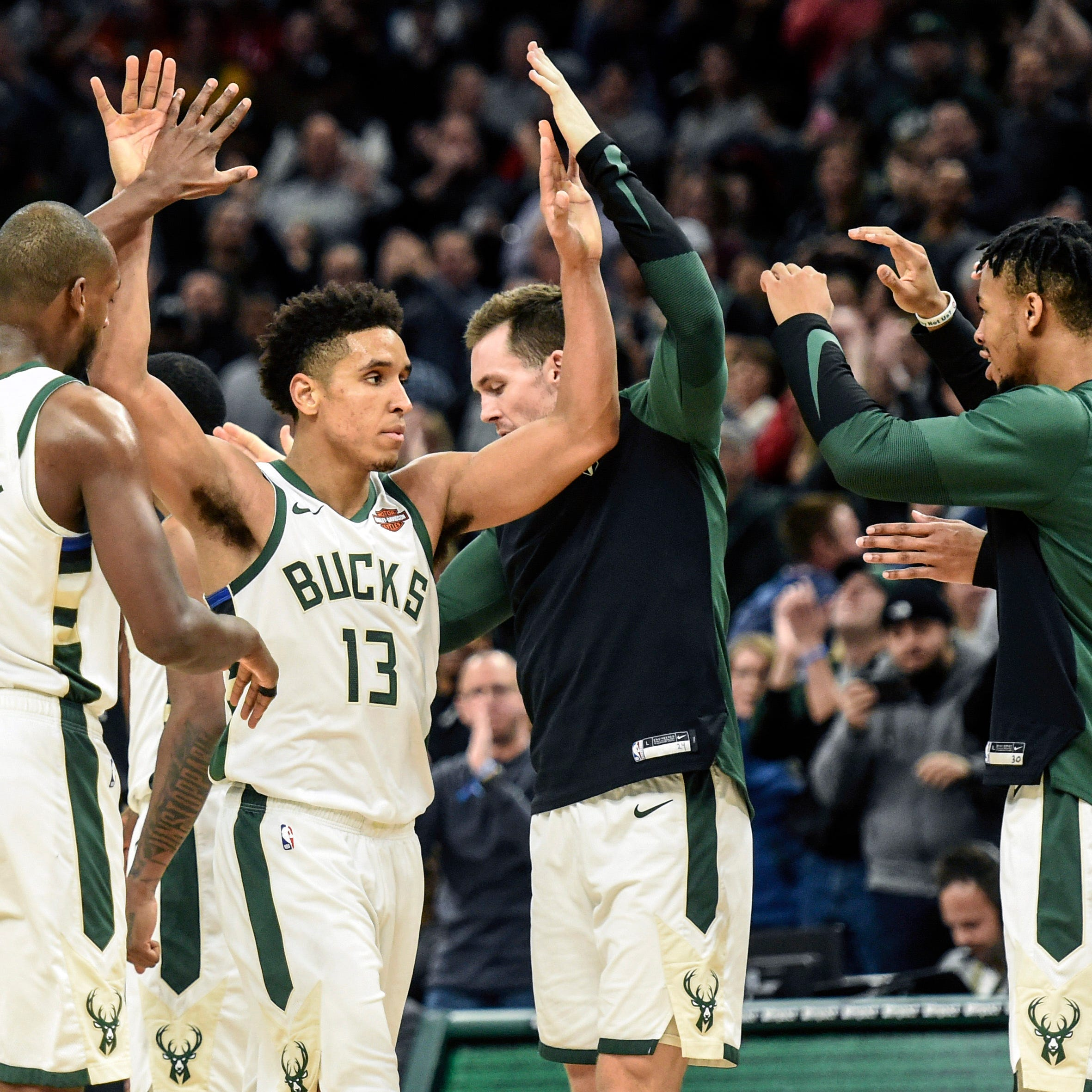 Bucks hope to get better clarity in the next couple of days on Malcolm Brogdon's return