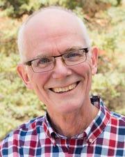 MPS School Board candidate Bob Peterson.