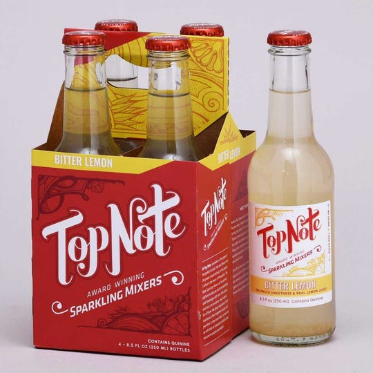 Top Note Bitter Lemon and other mixers and tonics will soon be produced in Wisconsin.