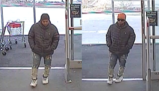 Milwaukee Police said this man stole $800 worth of health and beauty items from CVS Pharmacy on 3030 Villard Avenue. They asked the public to help identify him.