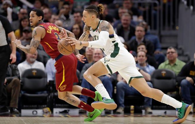 D.J. Wilson will again play for the Bucks in the NBA Summer League in Las Vegas.