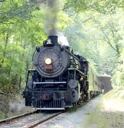 The historic tunnel at Missionary Ridge predates the Civil War.