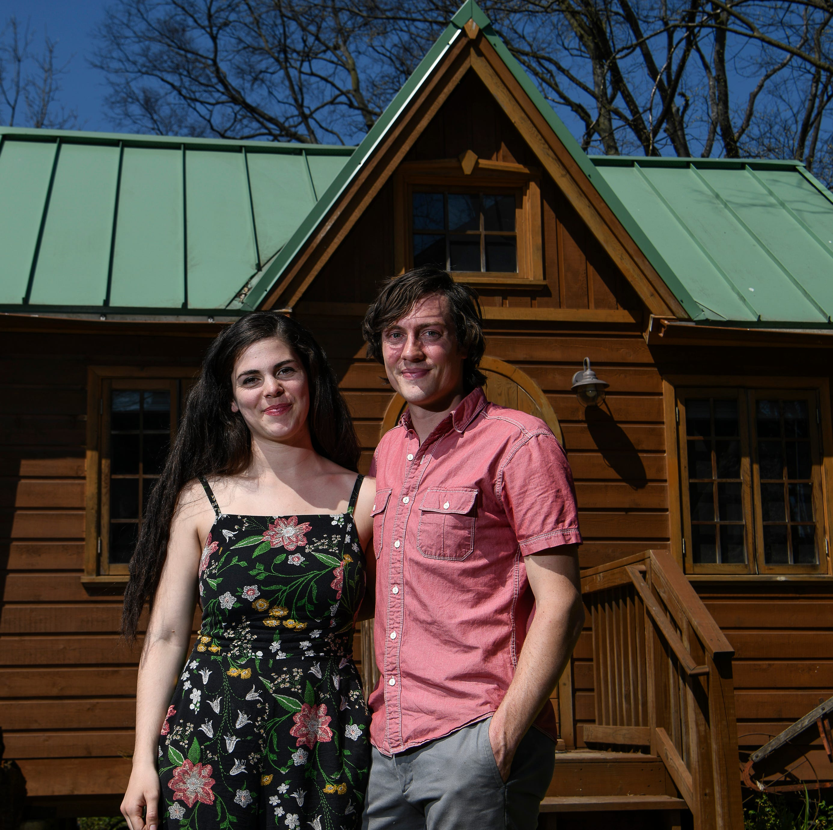 This tucked-away tiny house is Tennessee's most popular Airbnb
