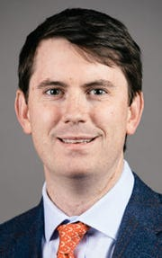 Ian Byram, M.D., Orthopaedic Surgeon, Bone and Joint Institute of Tennessee