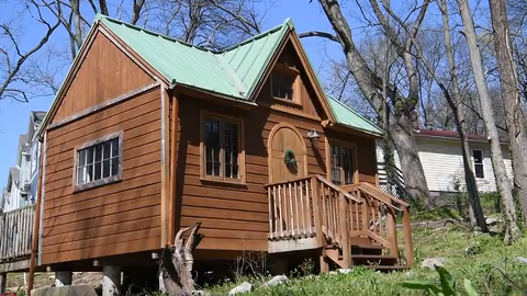 Admirable This Nashville Tiny House Is Tennessees Most Popular Airbnb Best Image Libraries Weasiibadanjobscom
