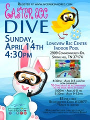 Easter Egg Dive poster