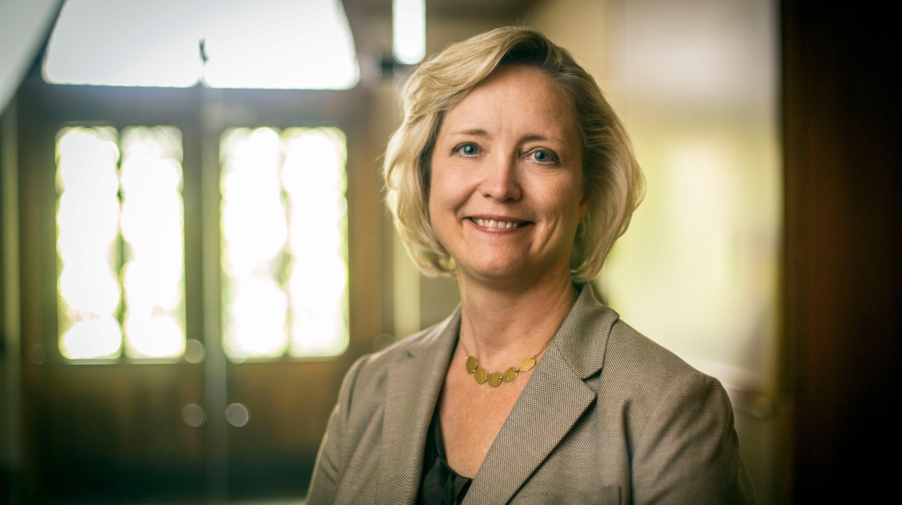Vanderbilt University Launches Frist >> Vanderbilt S Susan Wente To Lead As Interim Chancellor After