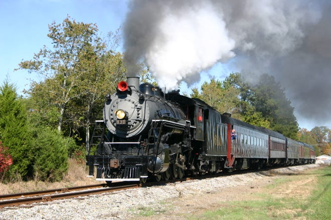 Fun-filled train rides throughout the spring and summer are sure to make for countless memories.