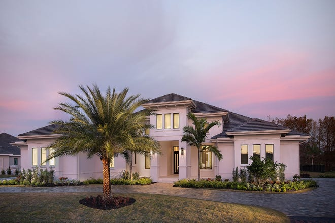 Stock Development received the Excellence in Construction and Design award for the  Glendale model in Quail West.