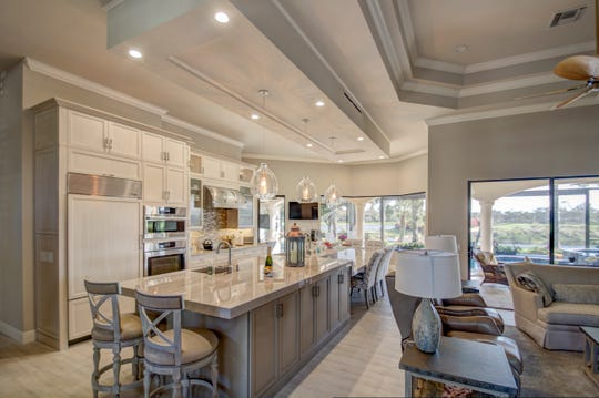 KTS Homes remodels older homes, with kitchens ranked high on a homeowner's list.