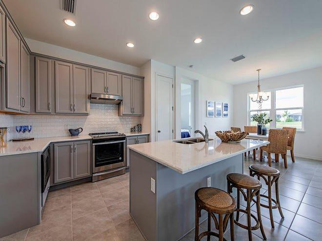 More than a dozen newly constructed Ashton Woods homes are now ready for quick move-in offering relaxed Florida living.