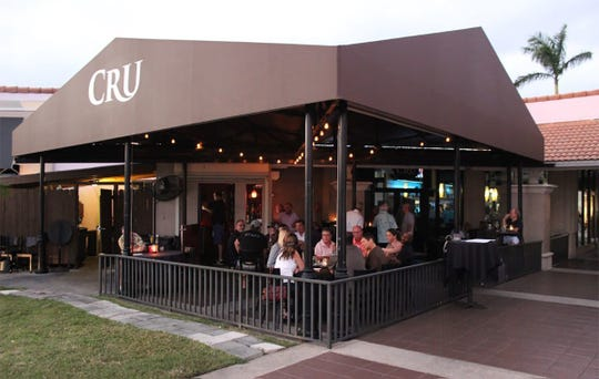 Cru restaurant plans to permanently close April 28 after 15 years at Bell Tower Shops in south Fort Myers.