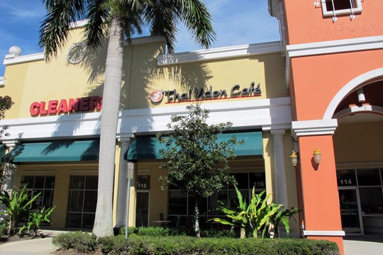 Thai Udon Café permanently closed its original location at Magnolia Square in North Naples on March 22.