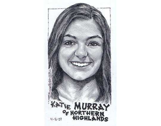 Katie Murray, Northern Highlands lacrosse