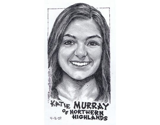 Katie Murray, Northern Highlands lacrosse
