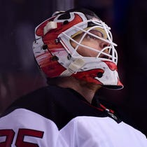 c6c9a59e1 Grading Devils' goalies: Is this spot solidified?