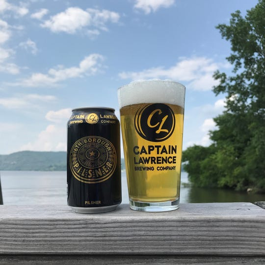 Captain Lawrence's 6th Borough beer is a refreshing option for summer.