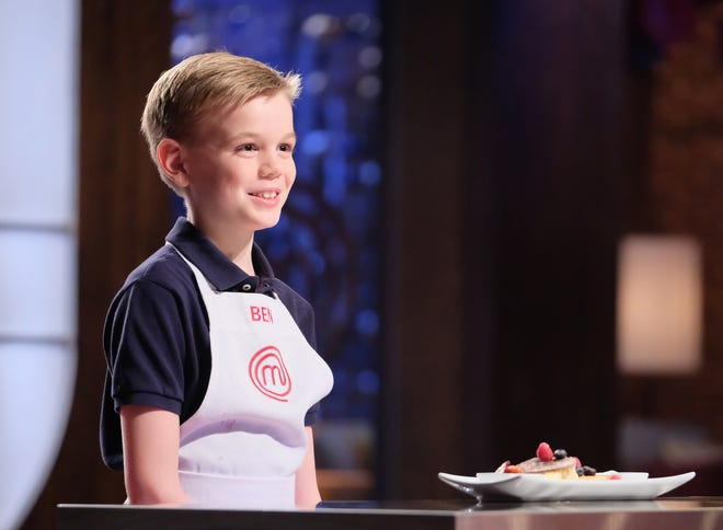 Ben Brown is an 11-year-old from Morristown. He's currently competing on MasterChef Junior on FOX.