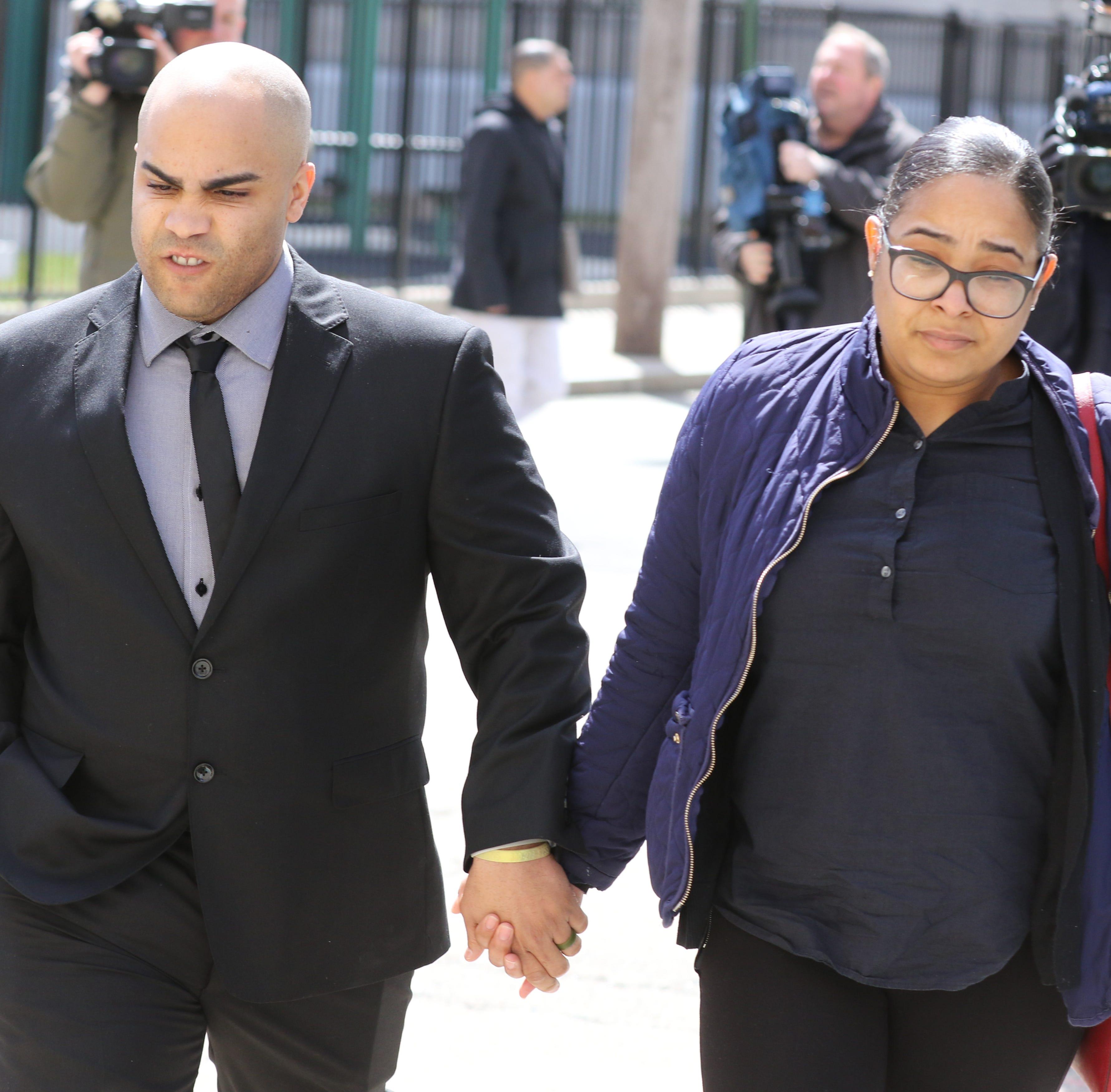 Prison sentence for former Paterson cop surprises even the judge