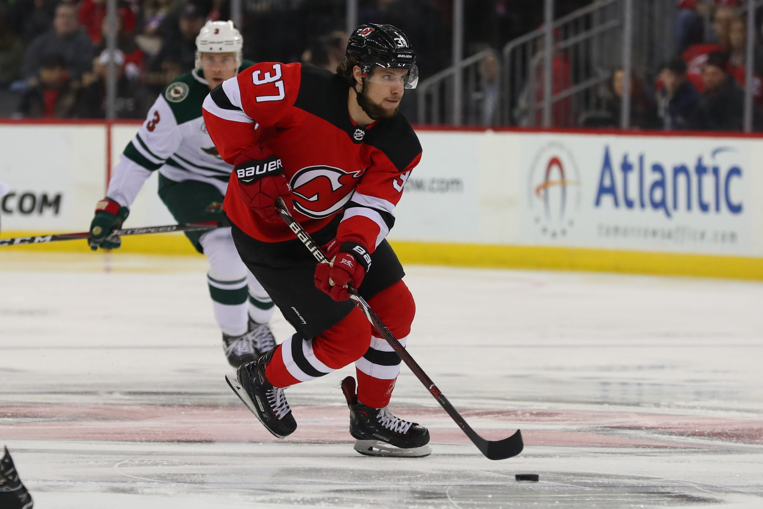 Devils re-sign Pavel Zacha to 3-year, $6.75 million contract