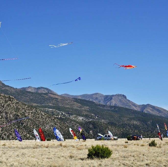 Reach new heights at the Fun Kite Flying Picnic in Glenwood