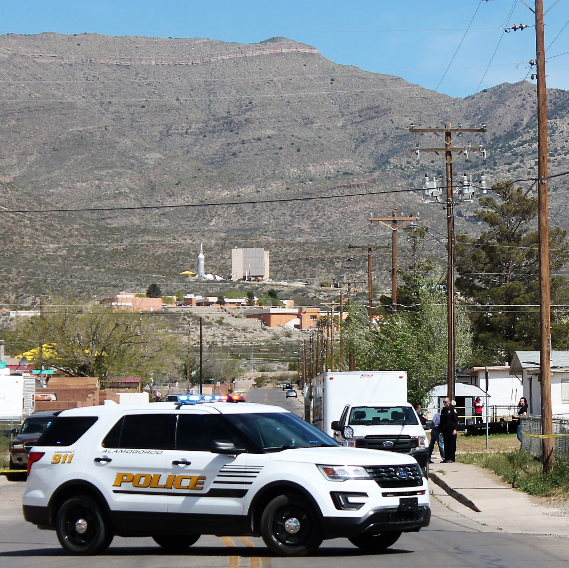 Man found dead by Alamogordo police, connection to stabbing reported at 25th & Pecan