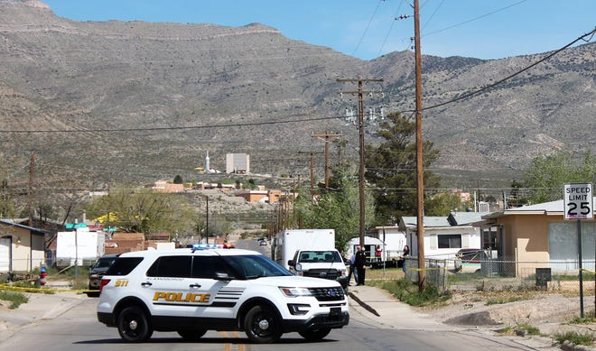 Alamogordo Police responded to a report of a man injured with a knife Tuesday. The man died on scene and another person is in custody. Police are still investigating the incident.