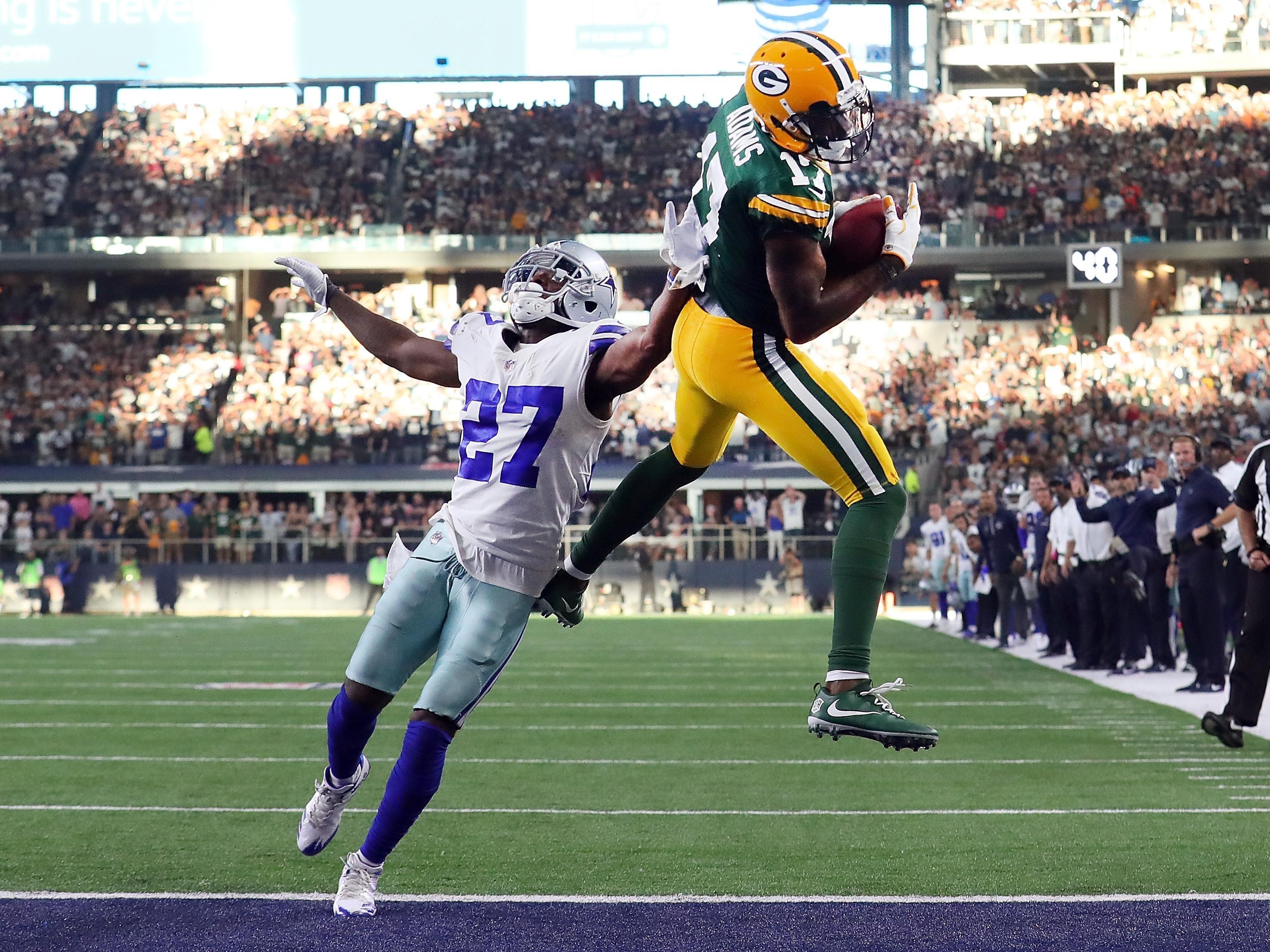 Week 5: Packers at Cowboys, 3:25 p.m. CT Sunday, Oct. 6, AT&T Stadium (Fox)