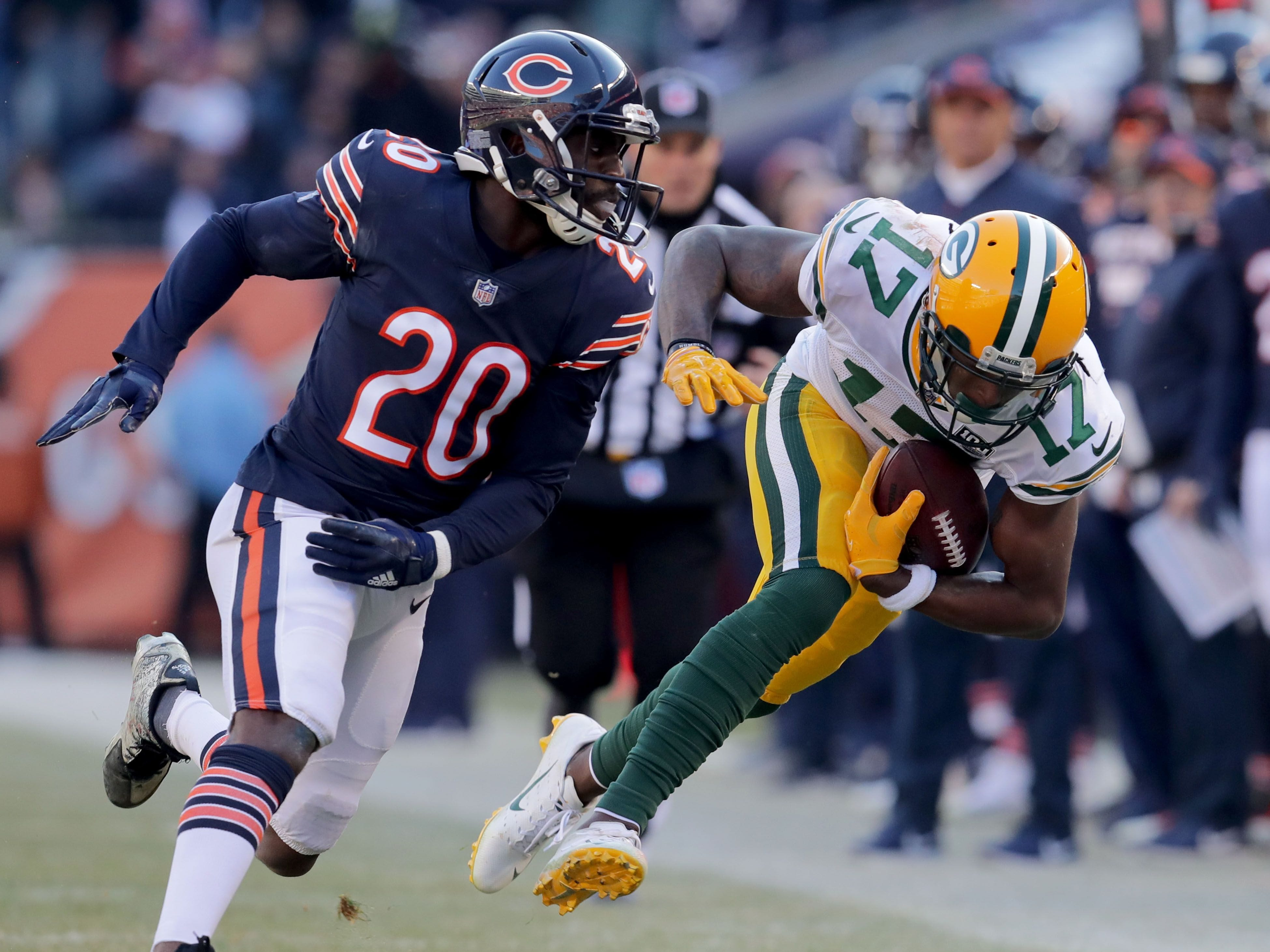 Week 1: Packers at Bears, Soldier Field. 7:20 p.m. CT Sept. 5 (NBC)