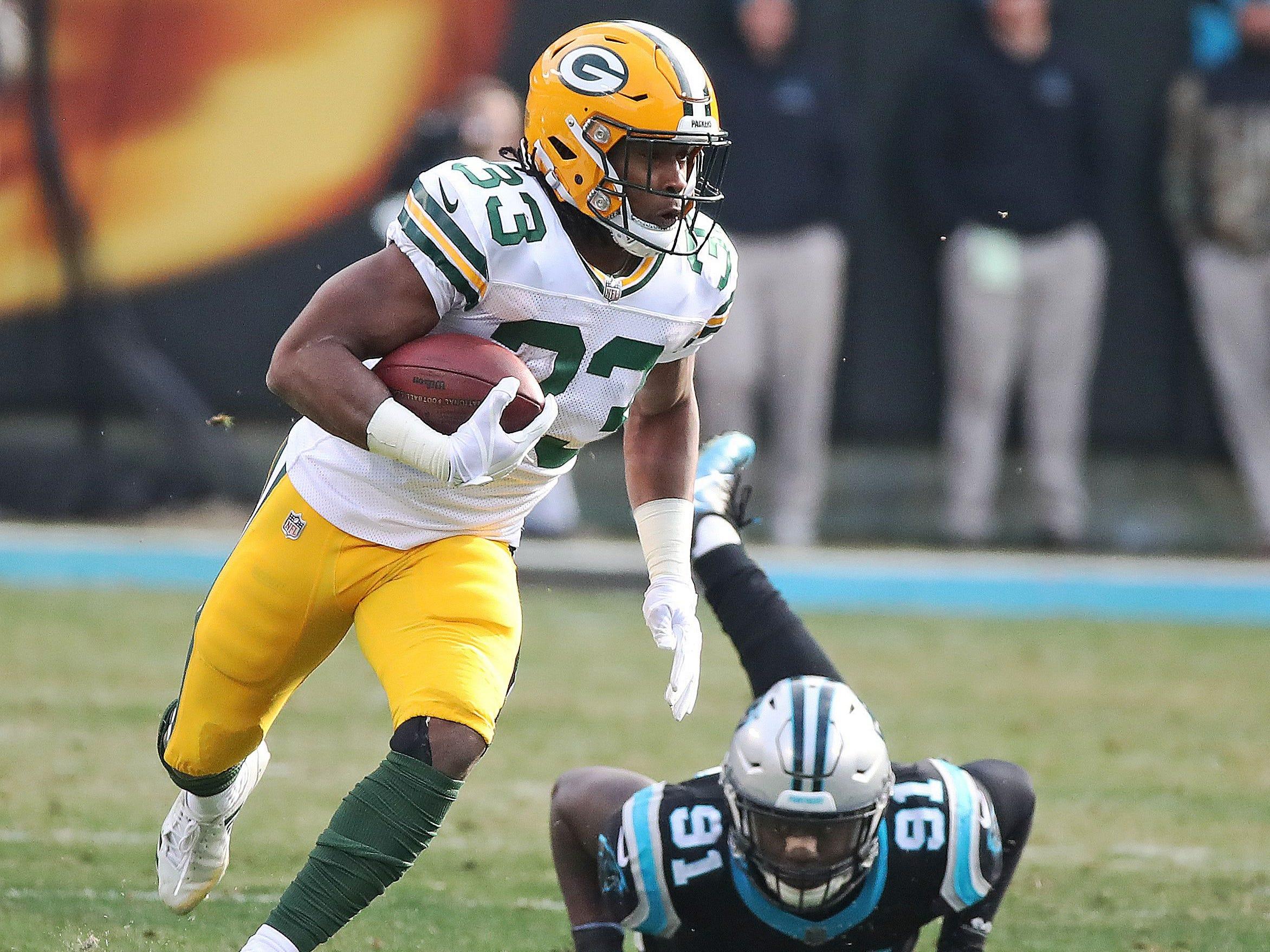 Week 10: Panthers at Packers, noon Sunday, Nov. 10, Lambeau Field (Fox)