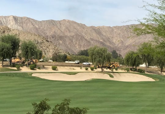 Mass grading is getting underway at SilverRock Golf Resort in La Quinta where Montage and Pendry luxury hotels and residential villas will be built, with scheduled openings in late 2020.