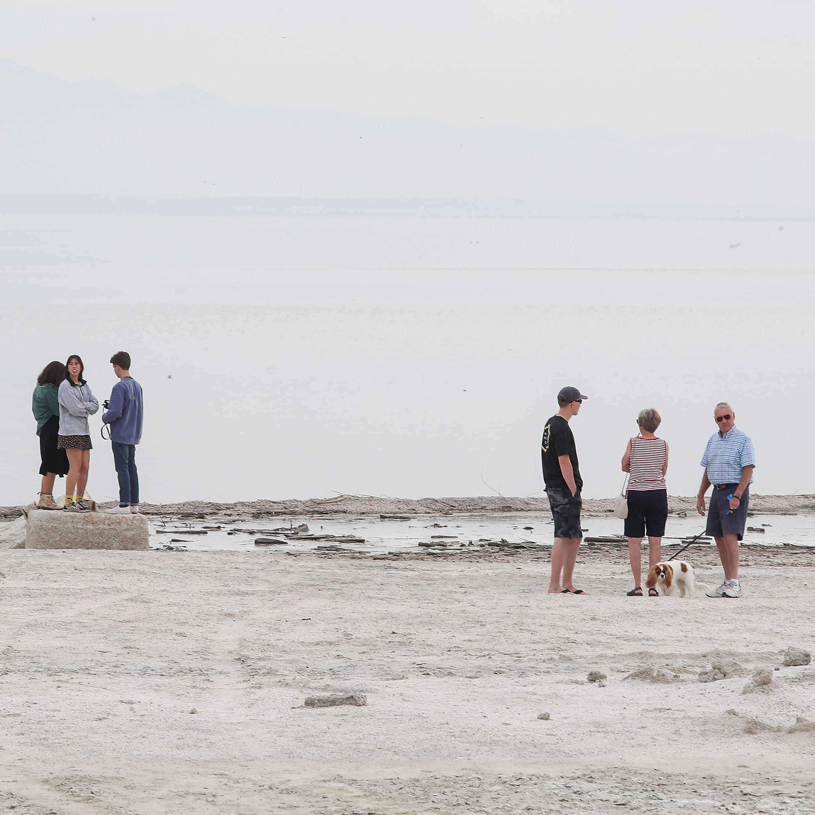 'Congress stood with the Salton Sea' through added protections, IID board president says