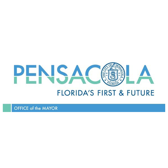 The city of Pensacola has unveiled a new tagline and official image that the mayor says conveys the city's history and its promising future.