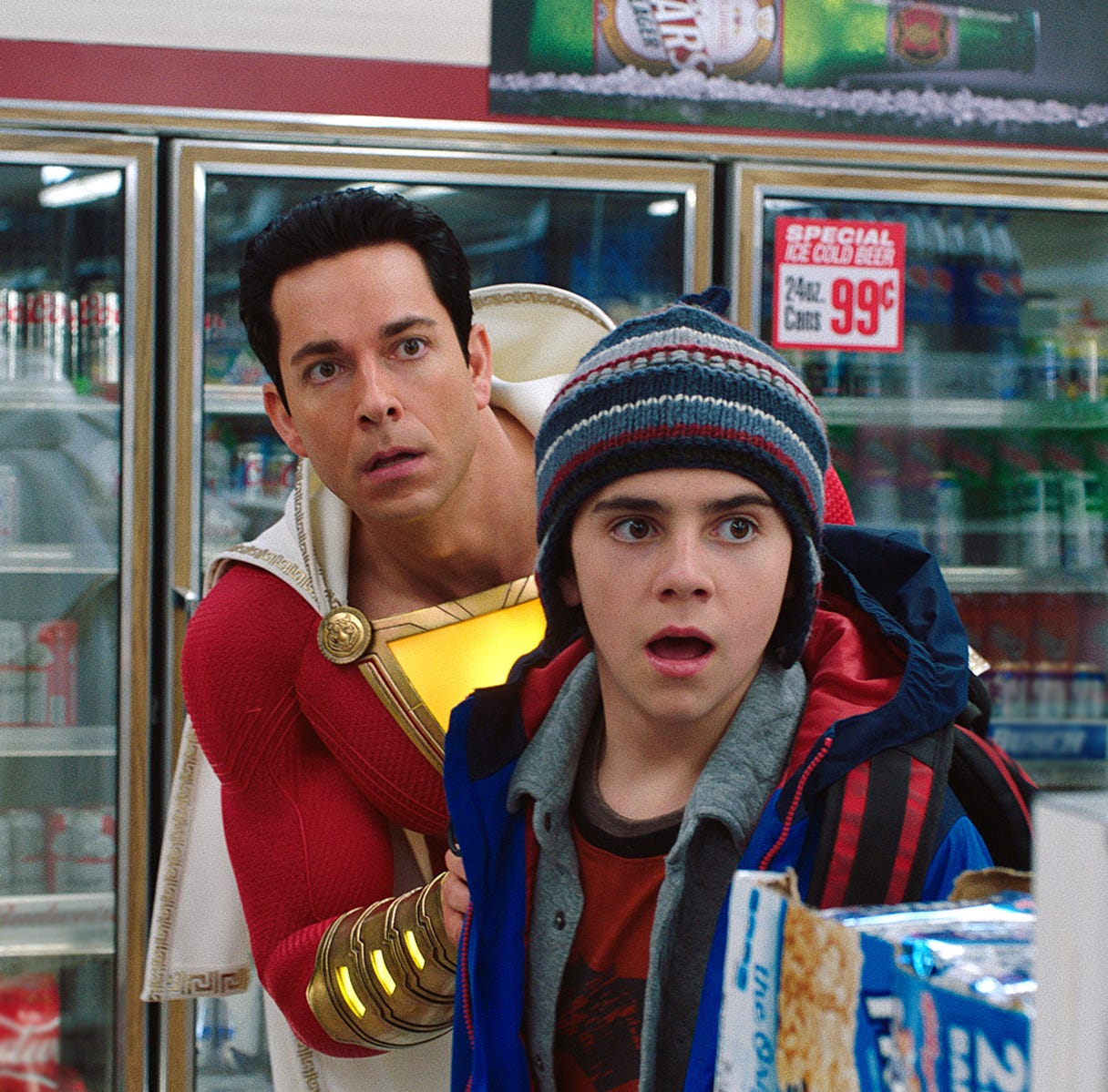 'Shazam!' is the closest DC has come to matching Marvel's cheeky humor