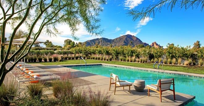 Andaz Scottsdale Resort & Bungalows exudes elegance at every turn.