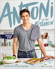 Netflix Queer Eye star Antoni Porowski is special guests on the tour for the USA TODAY Wine & Food Experience 2019 tour.
