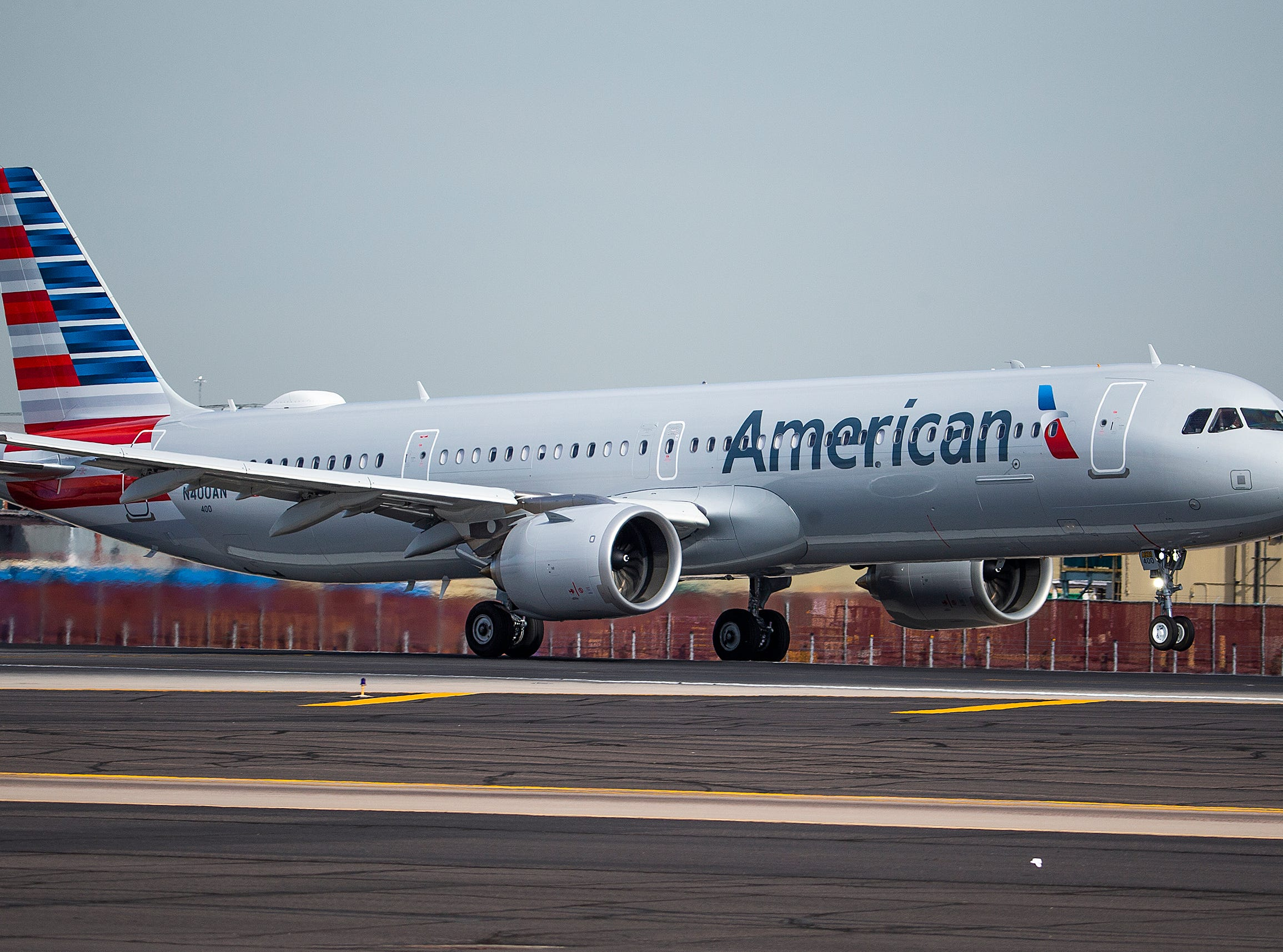 The first flight, from Phoenix Sky Harbor International Airport to Orlando, Florida, takes off on April 2, 2019.
