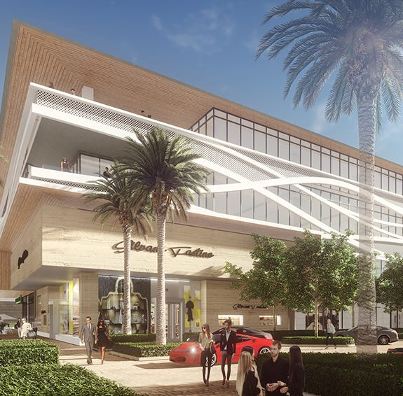 Ritzy offices planned for Scottsdale/Paradise Valley project Palmeraie