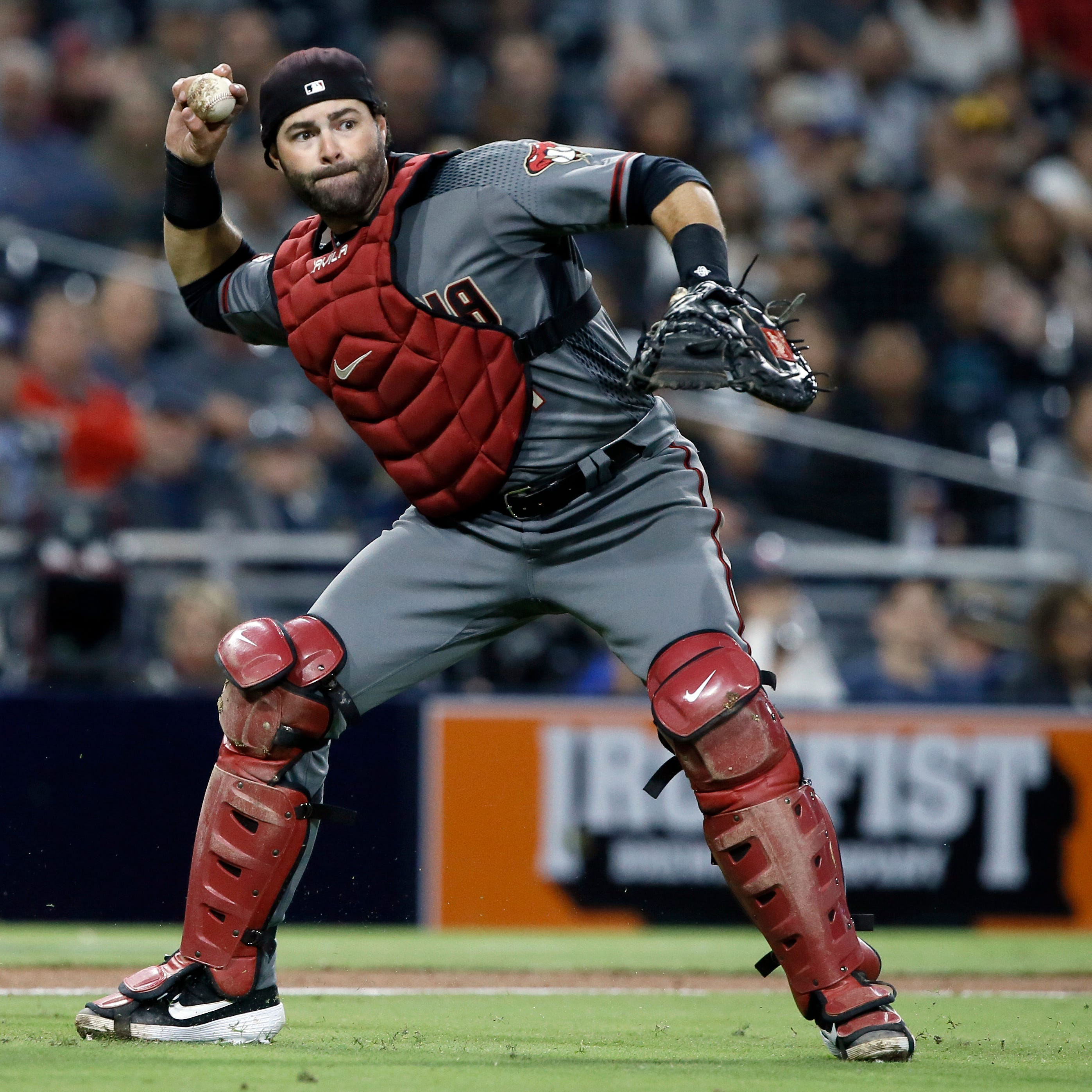 Arizona Diamondbacks have roster decisions in wake of Alex Avila injury