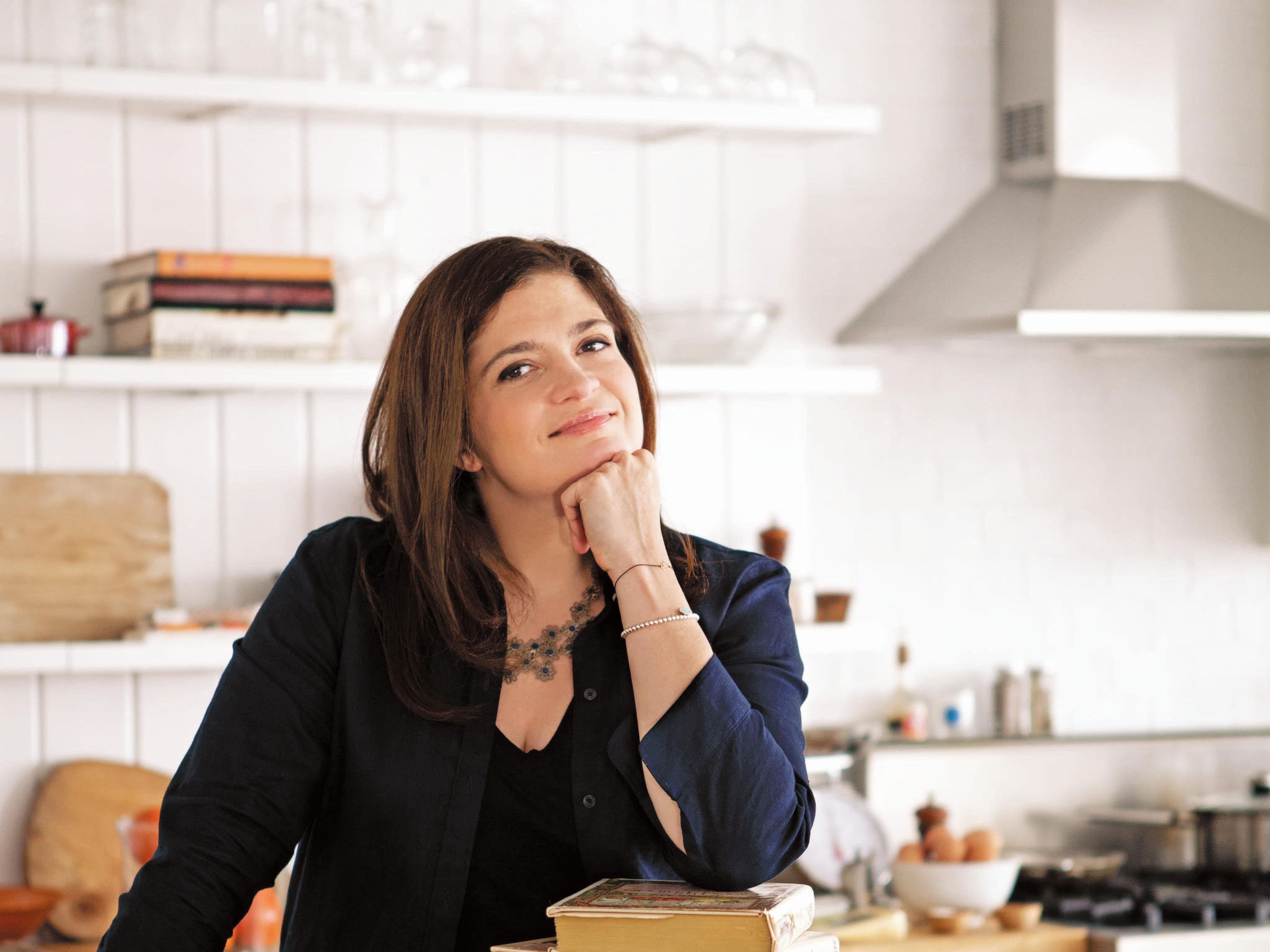 The Food Network's Chopped star Alex Guarnaschelli is a special guest on the USA TODAY Wine & Food Experience 2019 Tour.