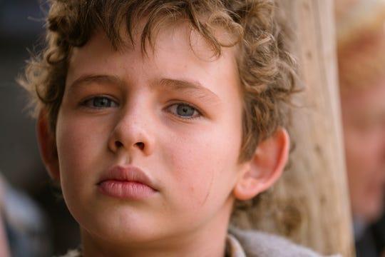 """Finn Little stars in """"Storm Boy."""""""
