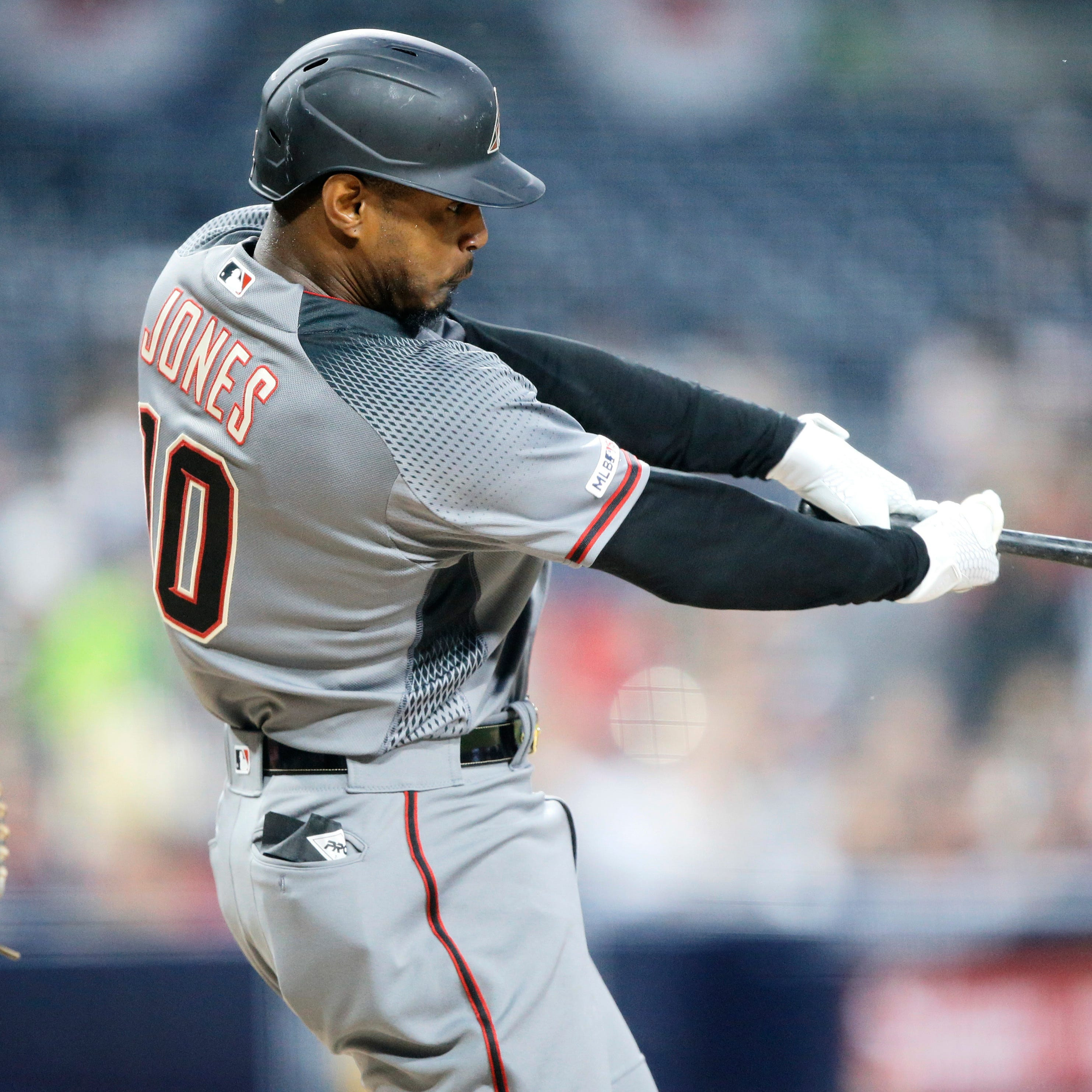 Adam Jones making instant impact with Diamondbacks
