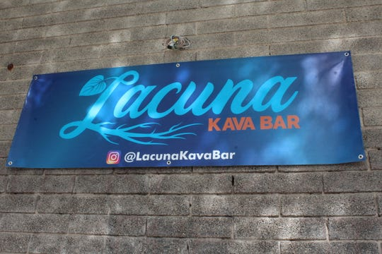 Lacuna Kava Bar in downtown Phoenix.