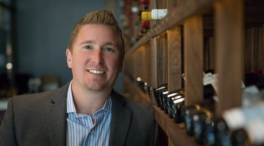 """SommSelect cofounder Ian Cauble, one of only 274 Master Sommeliers worldwide and star of Netflix docufilm """"SOMM,"""" will appear in Scottsdale for the 2019 azcentral Wine & Food Experience."""