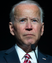 Joe Biden, ex vicepresidente de EEUU