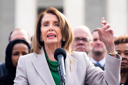 Pelosi dice que EEUU no votará T-MEC hasta que México apruebe reforma laboral